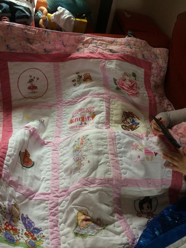 Photo of Rachel S's quilt