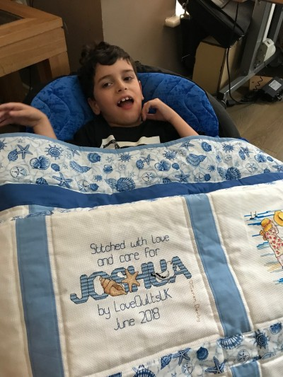 Photo of Joshua H's quilt