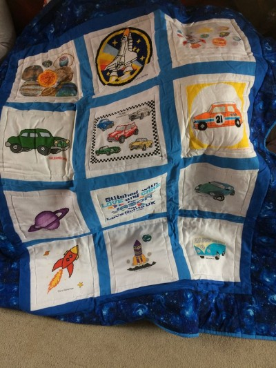 Photo of Jason S's quilt