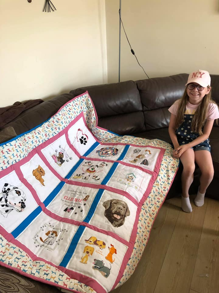 Photo of Ellie Mae P's quilt