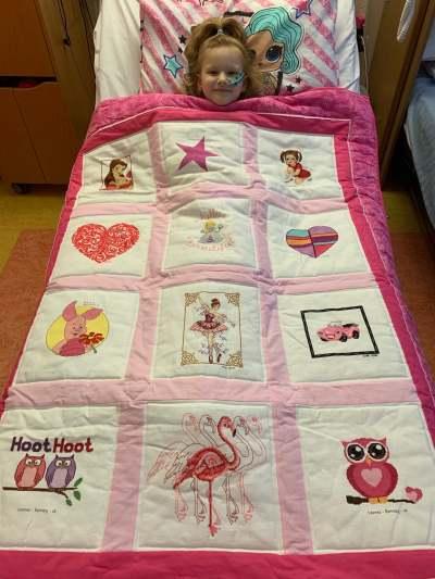 Photo of Destiny M's quilt