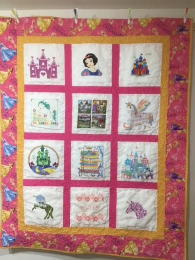 Photo of Daisy E's quilt