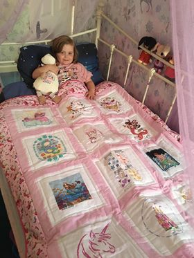 Photo of Ivy W's quilt