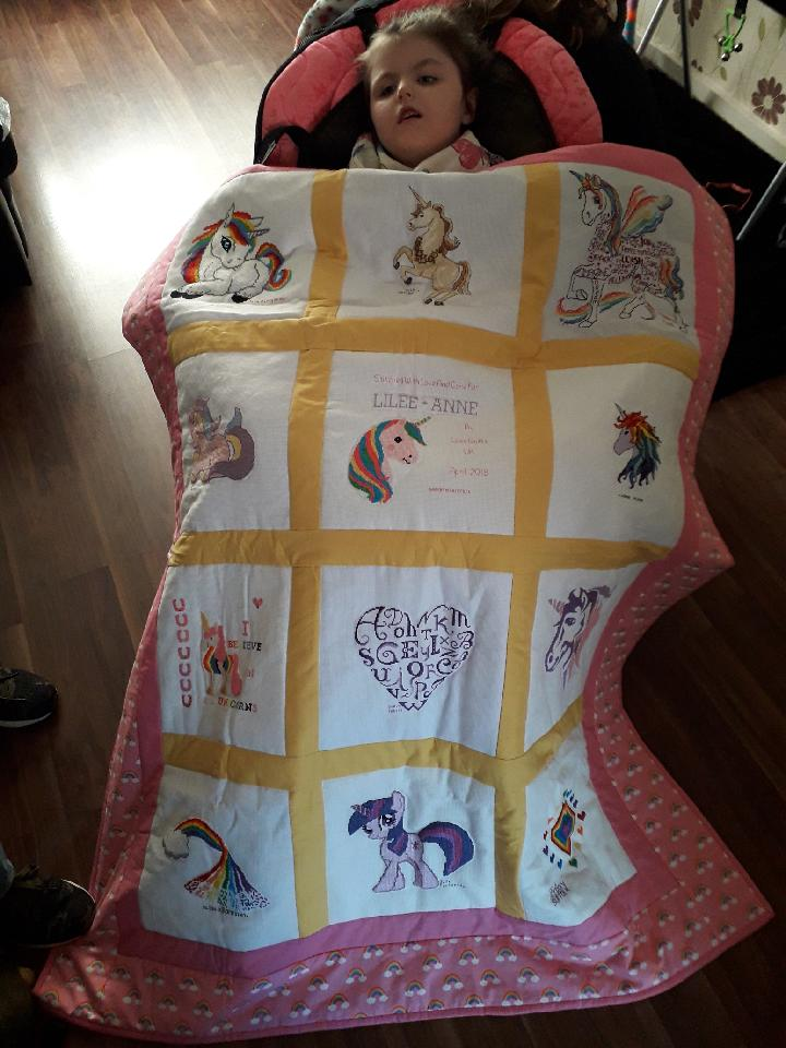 Photo of Lilee-Anne G's quilt