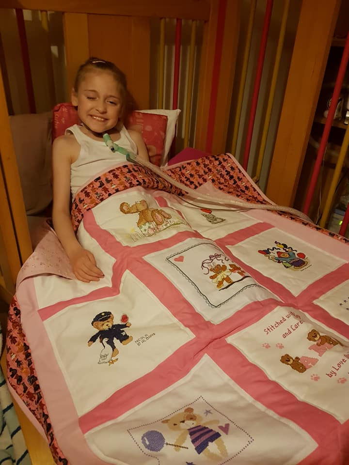 Photo of Amy W's quilt