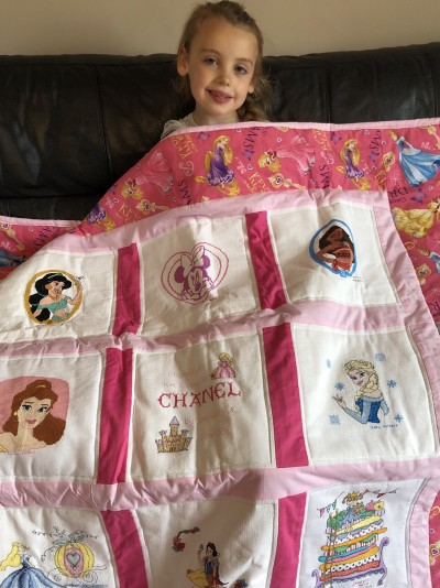 Photo of Chanel M's quilt