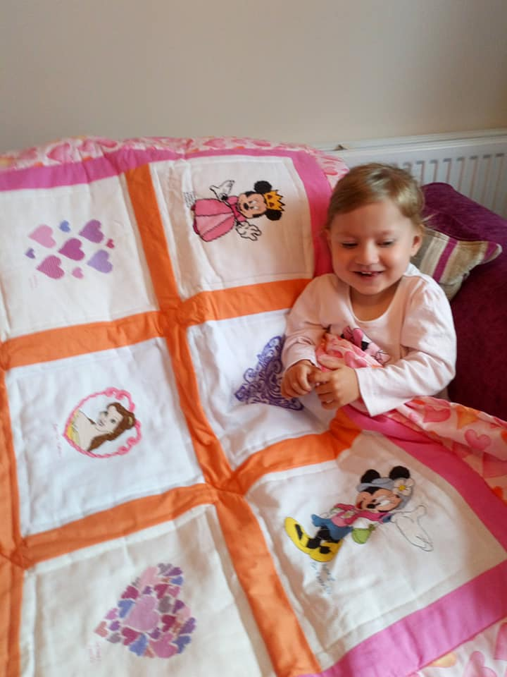Photo of Sophia M's quilt