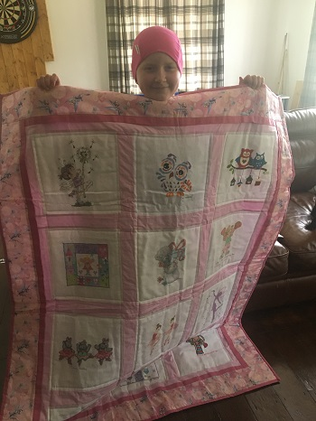 Photo of Hannah S's quilt