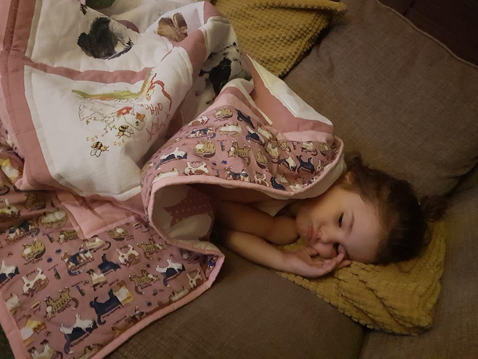 Photo of Talia B's quilt