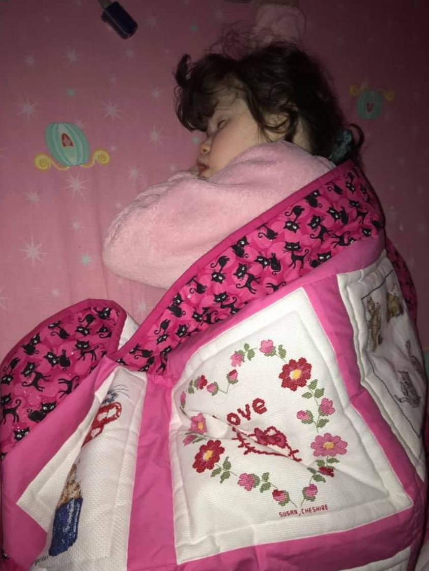Photo of Abbie W's quilt