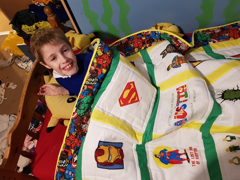Photo of Austin H's quilt