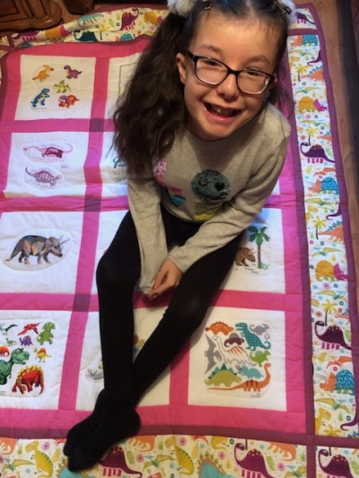 Photo of Alice R's quilt