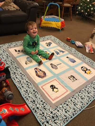 Photo of Bailey S's quilt