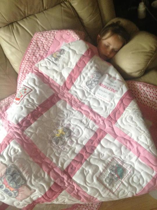 Photo of Adelaide W's quilt