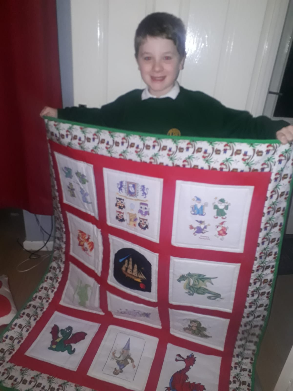 Photo of Cody S's quilt