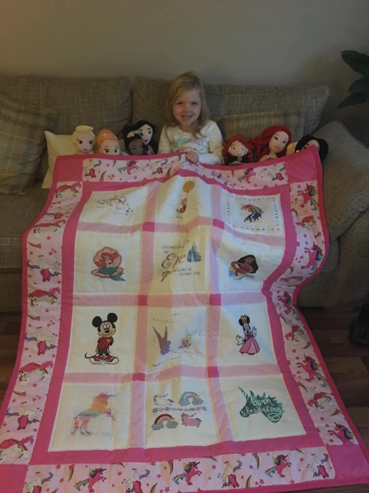 Photo of Elsie N's quilt