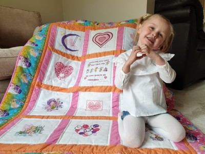 Photo of Seren W's quilt
