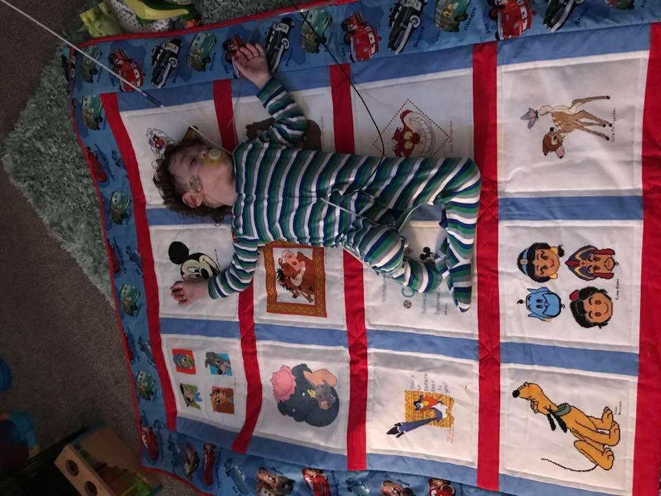 Photo of Cohen M's quilt