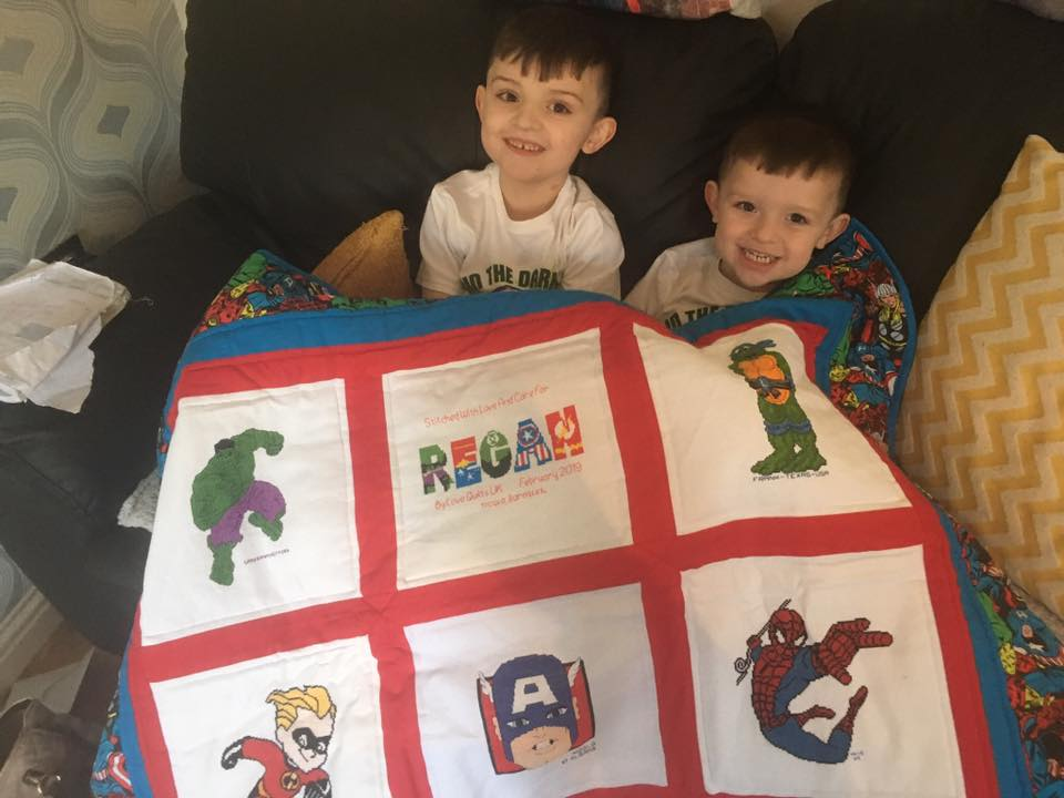 Photo of Regan G's quilt