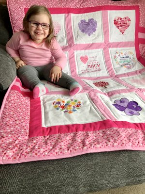 Photo of Macy H's quilt