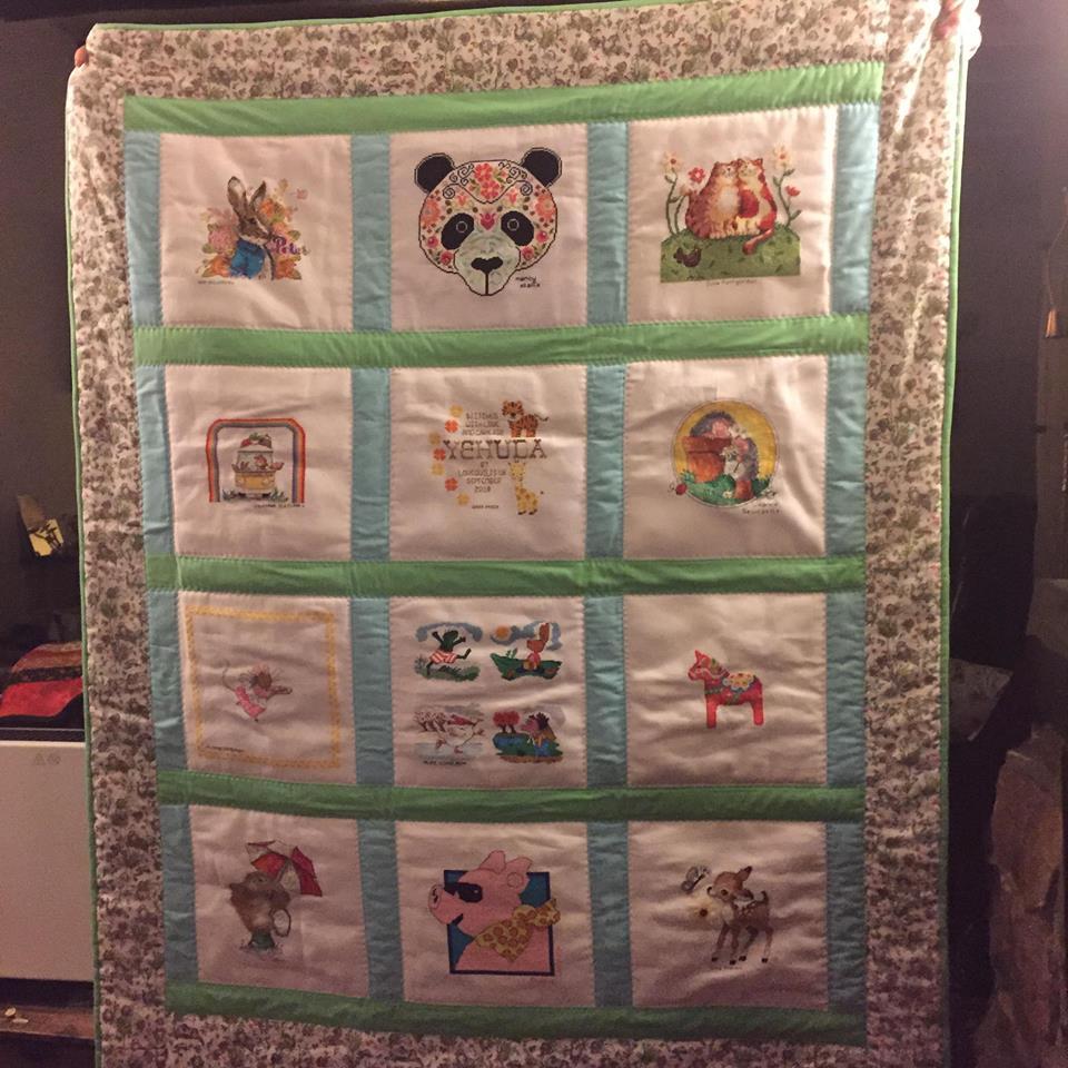 Photo of Yehuda M's quilt