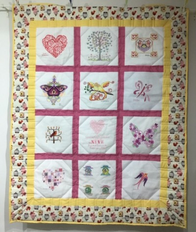 Photo of Neve J's quilt