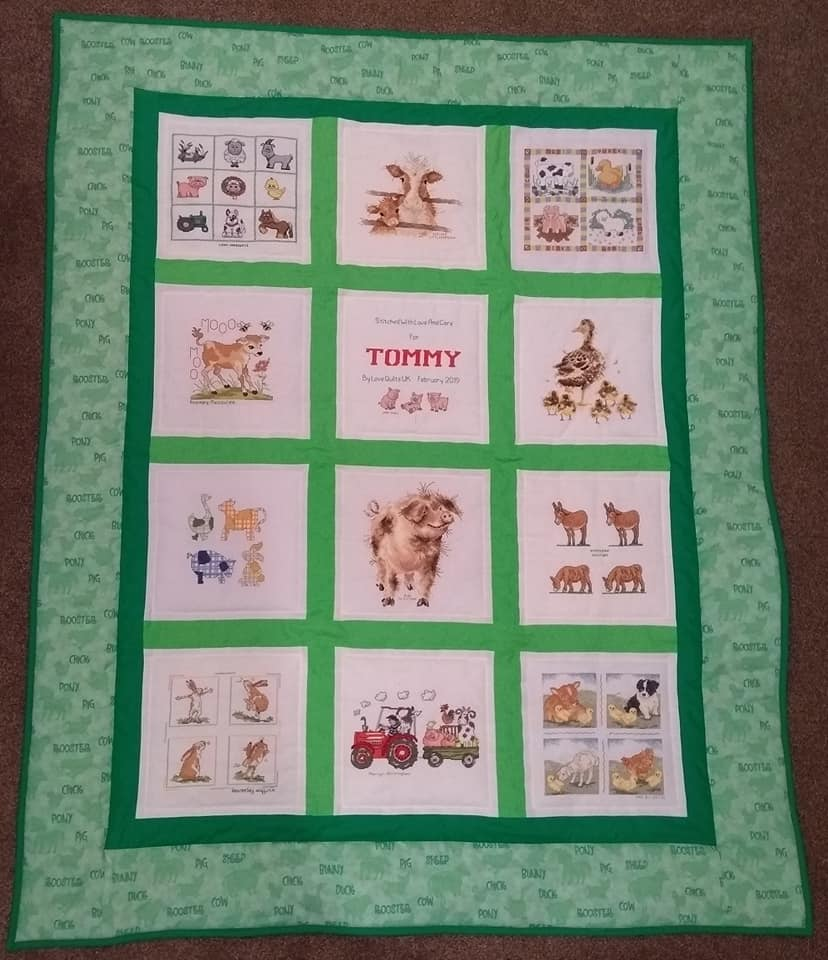 Photo of Tommy M's quilt