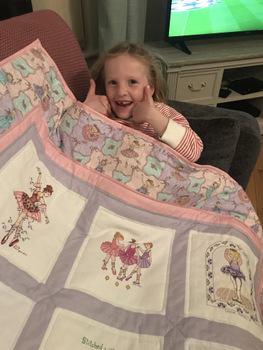 Photo of Zara B's quilt