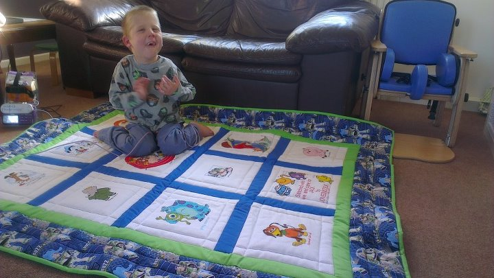 Photo of Jack R's quilt