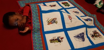 Photo of Hago B's quilt
