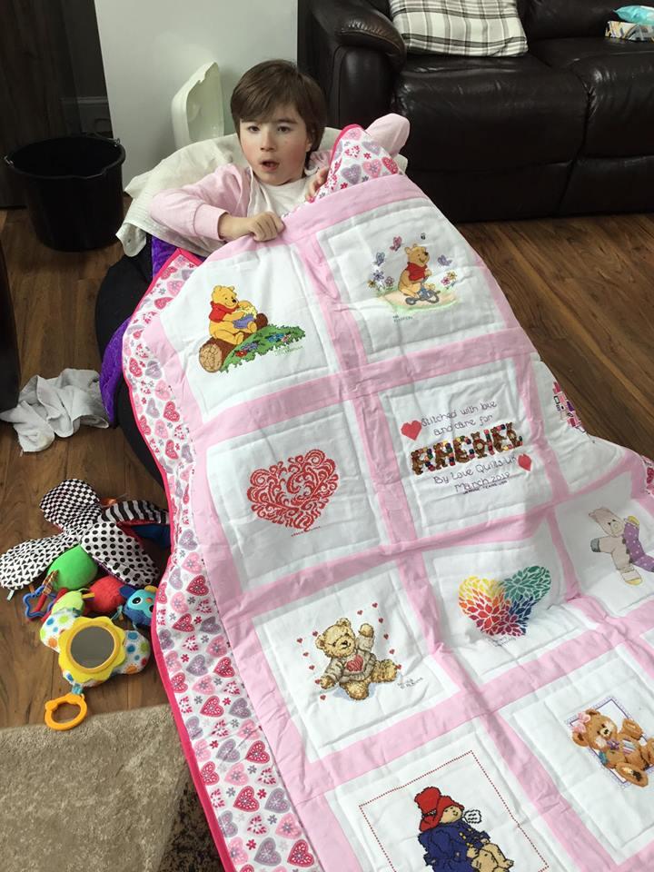 Photo of Rachel H's quilt
