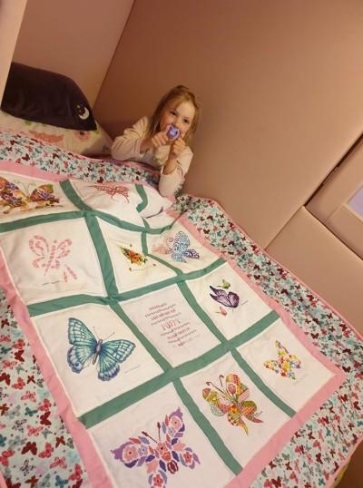 Photo of Poppy W's quilt