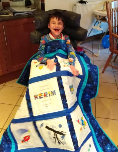 Photo of Kerim P's quilt