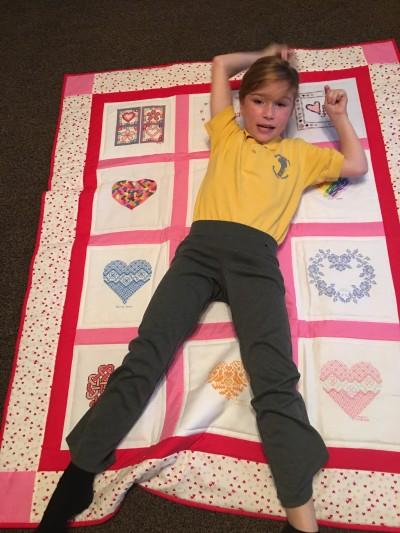 Photo of Jennifer W's quilt