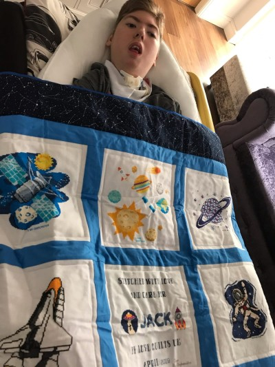Photo of Jack H's quilt