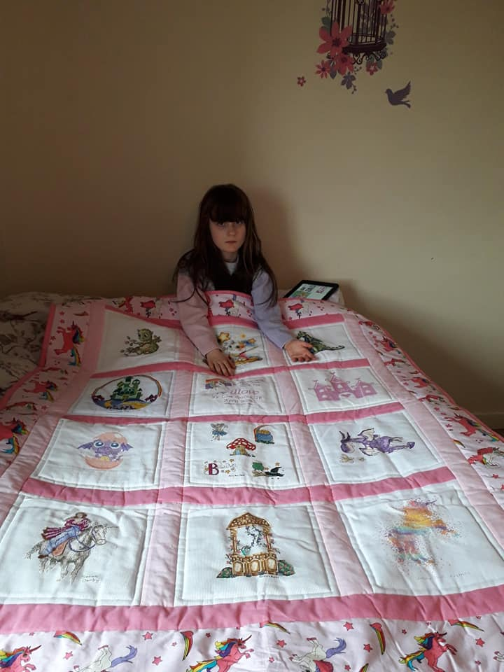 Photo of Willow H's quilt