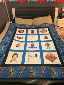 Photo of Jake H's quilt