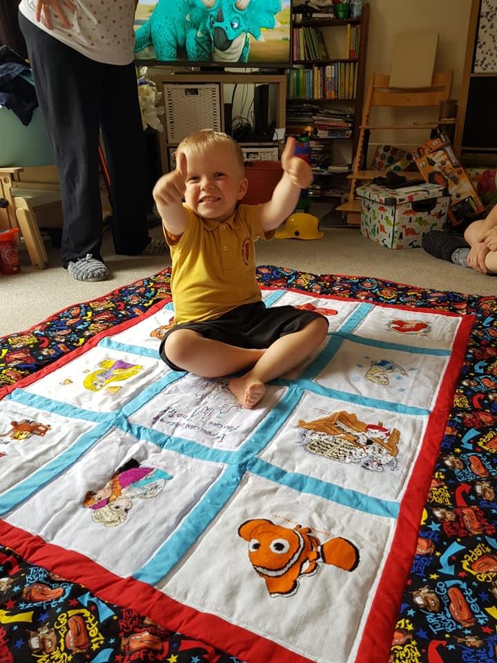 Photo of Steven L's quilt