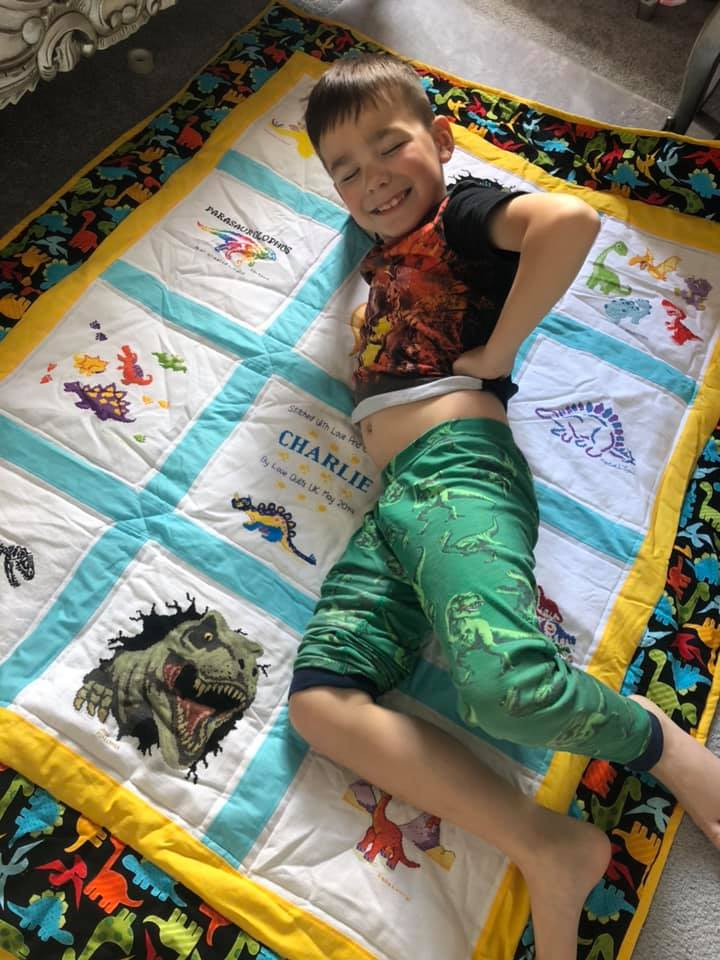 Photo of Charlie L's quilt