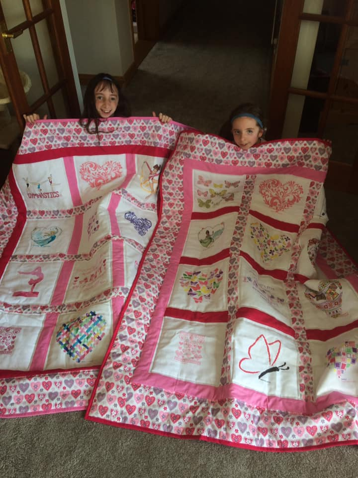 Photo of Amy C's quilt