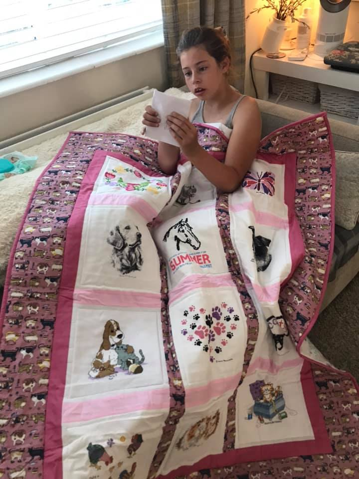 Photo of Summer L's quilt