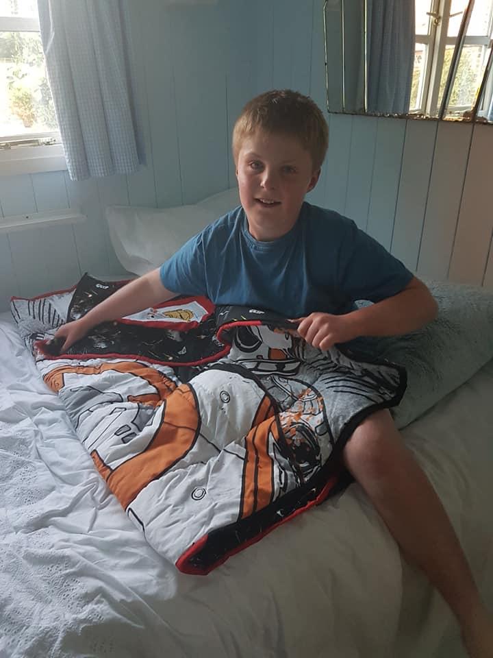 Photo of William S's quilt