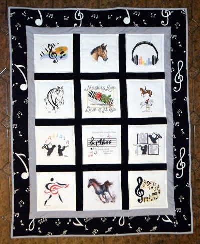 Photo of Chloe F's quilt