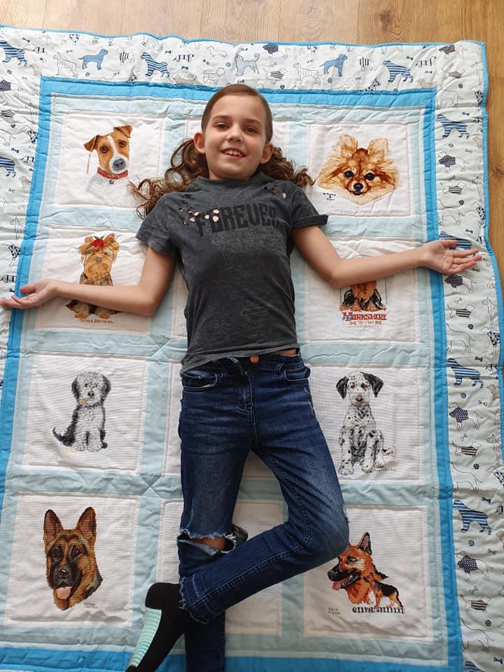 Photo of Katie D's quilt