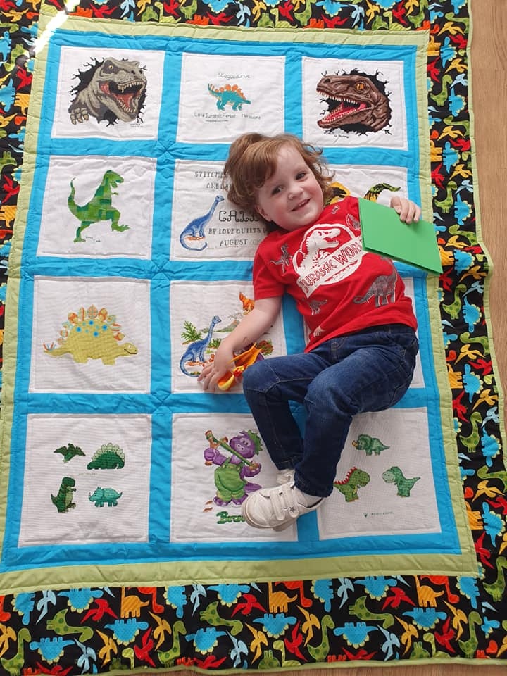 Photo of Caleb D's quilt