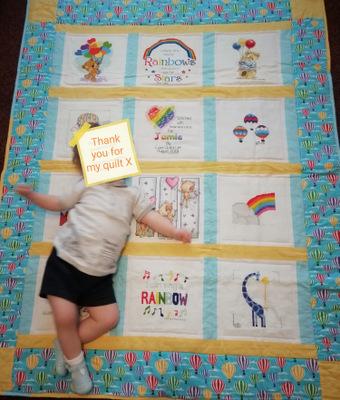 Photo of Jamie S's quilt