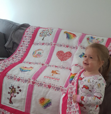 Photo of Alanna S's quilt
