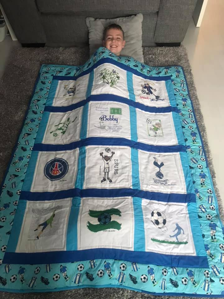 Photo of Bobby M's quilt