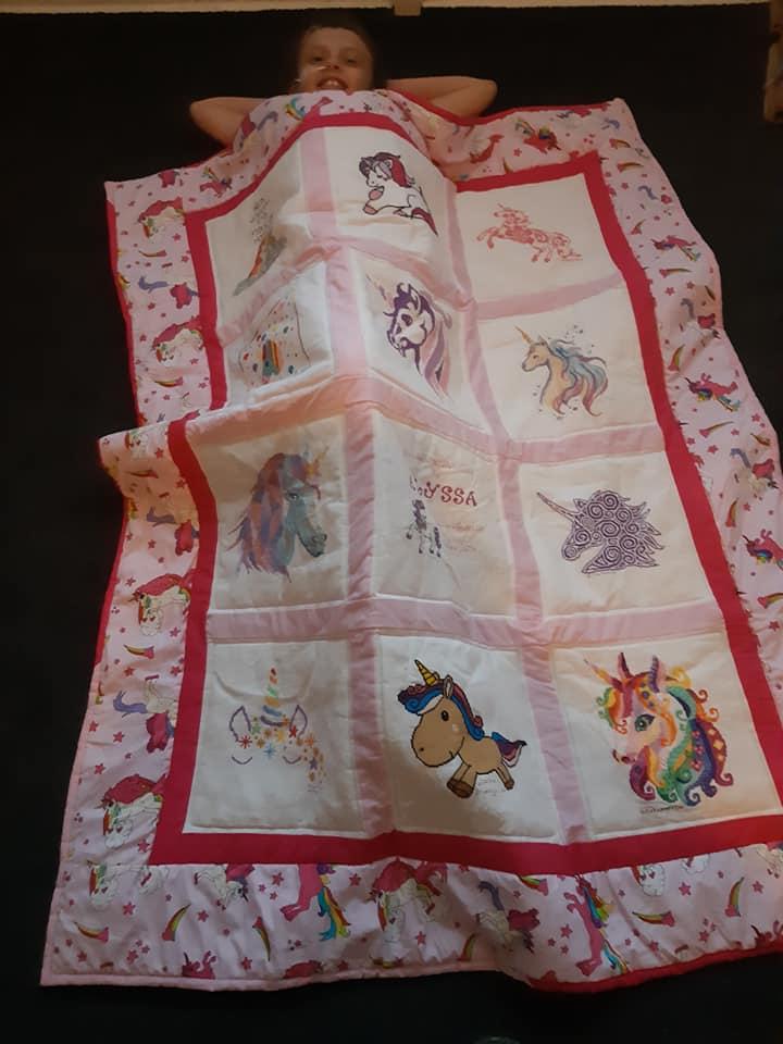 Photo of Alyssa P's quilt