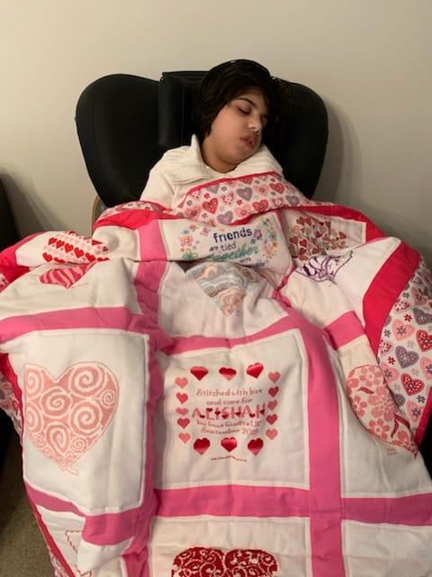 Photo of Alishah S's quilt